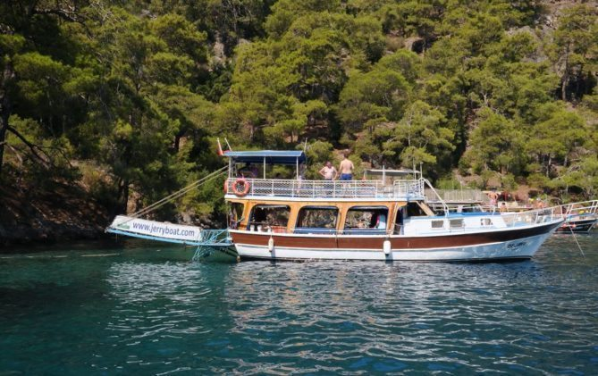 Boat Tour turkey