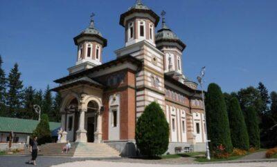 Romania, Sinaia Monastery Romania