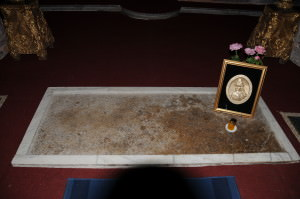 Romania Vlad's tomb, Vlad the Impaler, Dracula's Burial Snagov Monastery
