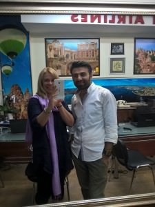 The travel agency Istanbul Turkey,Turkish Negotiation, The Art of Compliments