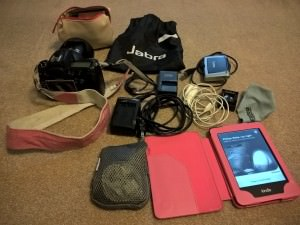 Travel Electronics, Electronics - Travelers Packing List