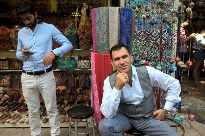 Bayram in Istanbul