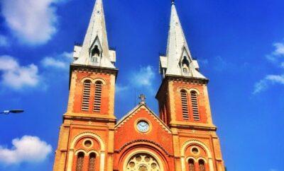 Splendid Sites in Saigon, Notre Dame