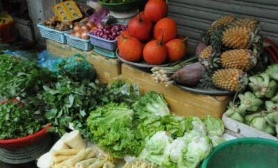Vietnam Budget, Market, Ho Chi Ming, Vietnam
