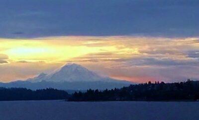 Glorious Seattle Weekend