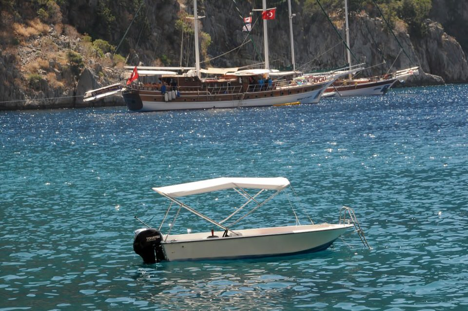 Best Sights Fethiye Southern Turkey