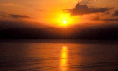 Sea of Galilee Israel