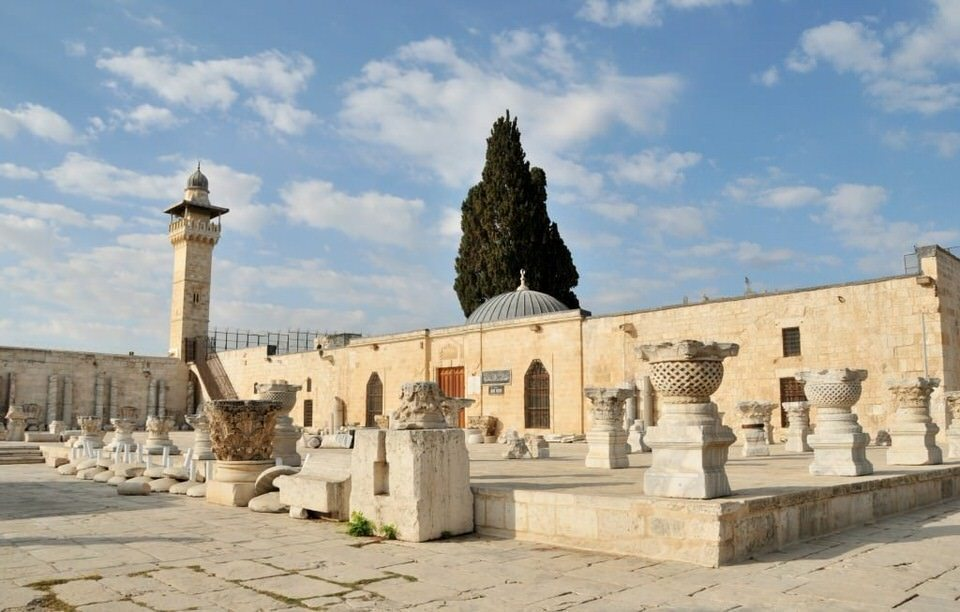 Jerusalem is Complicated and Intense, Jerusalem, The Temple Mount (Haram Es Sharif), Dome of the Rock