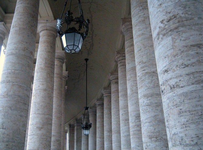 Italy, Rome, Vatican, Travel Italy by Train