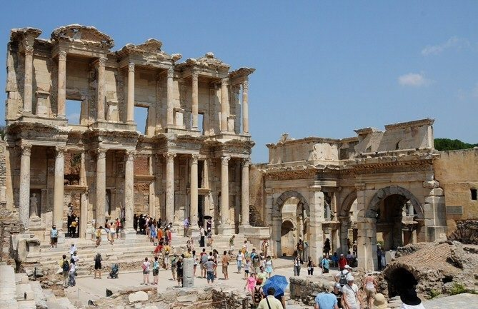Turkey, Efes, Ephesus Turkey, Ancient Sight, Road Less Traveled - Turkey