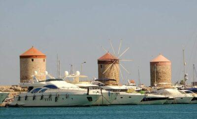 Best Sites Rhodes, Greece