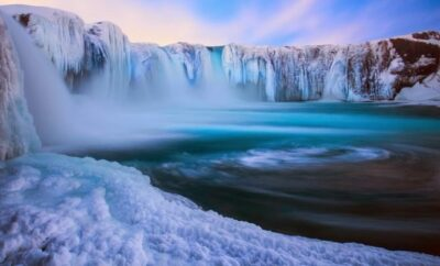 Winter Birthday Bash In Iceland