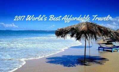 best affordable travel