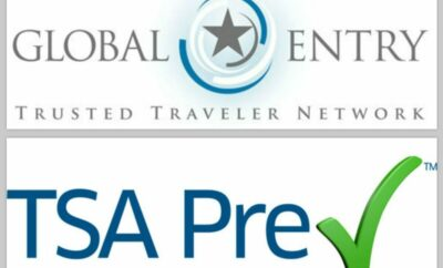 Global TSA TSA PreCheck Global entry