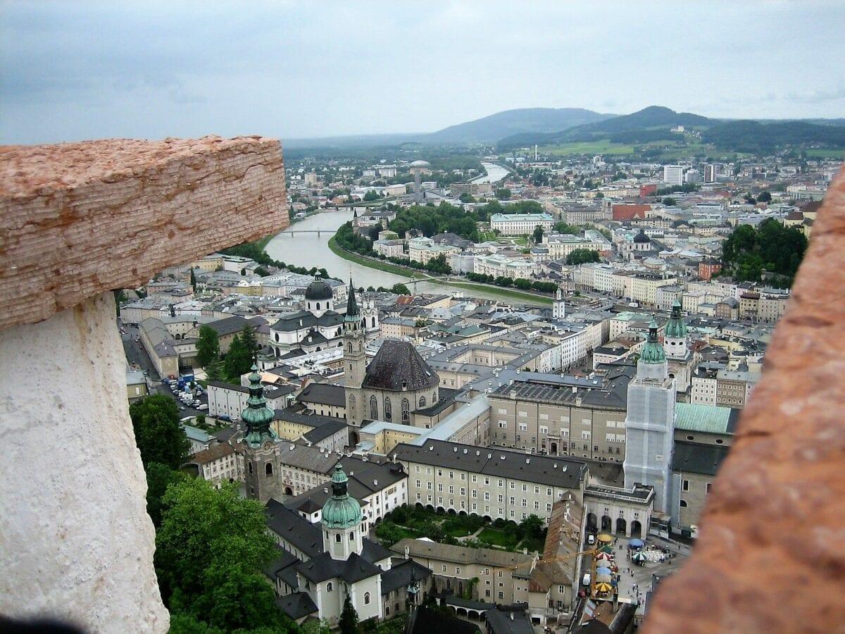 Inspiring Salzburg Austria and Mozart
