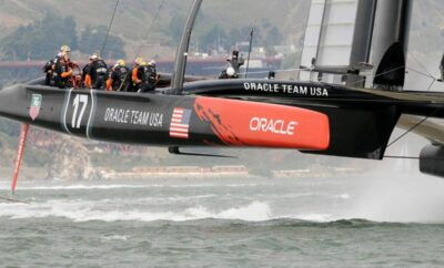 2013 America's Cup, Oracle Team USA