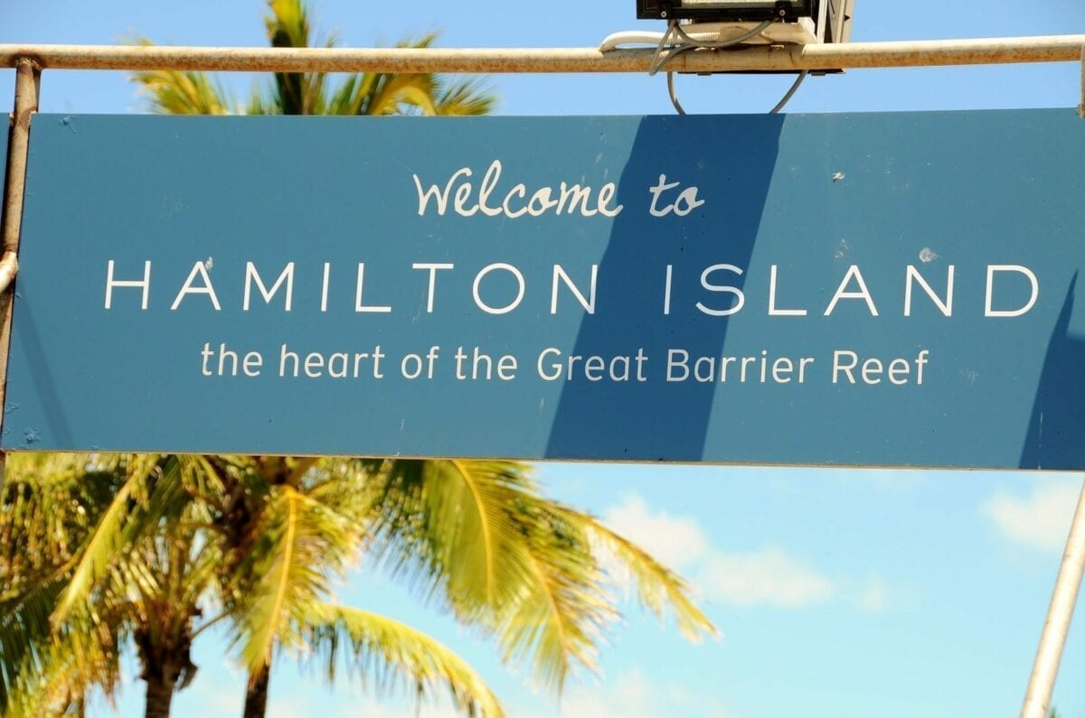 Day Trip - Walking Hamilton Island, Whitsunday, Australia