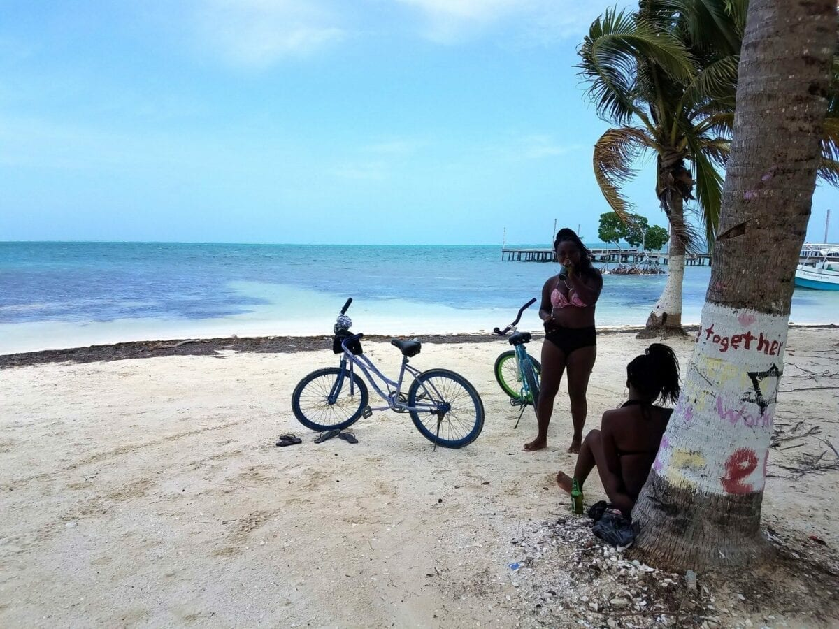 Caye Caulker - Beaches, Bars, and Fishing Solo Travelers Vacation