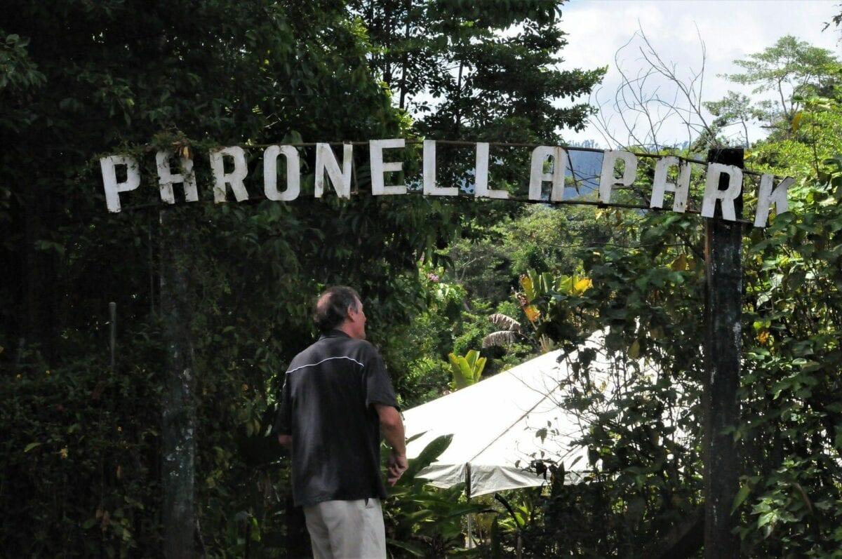 Tunnel of Love at Paronella Park