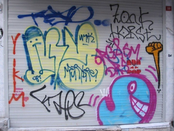 Top Graffiti Sites in the World