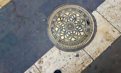 manhole covers around world