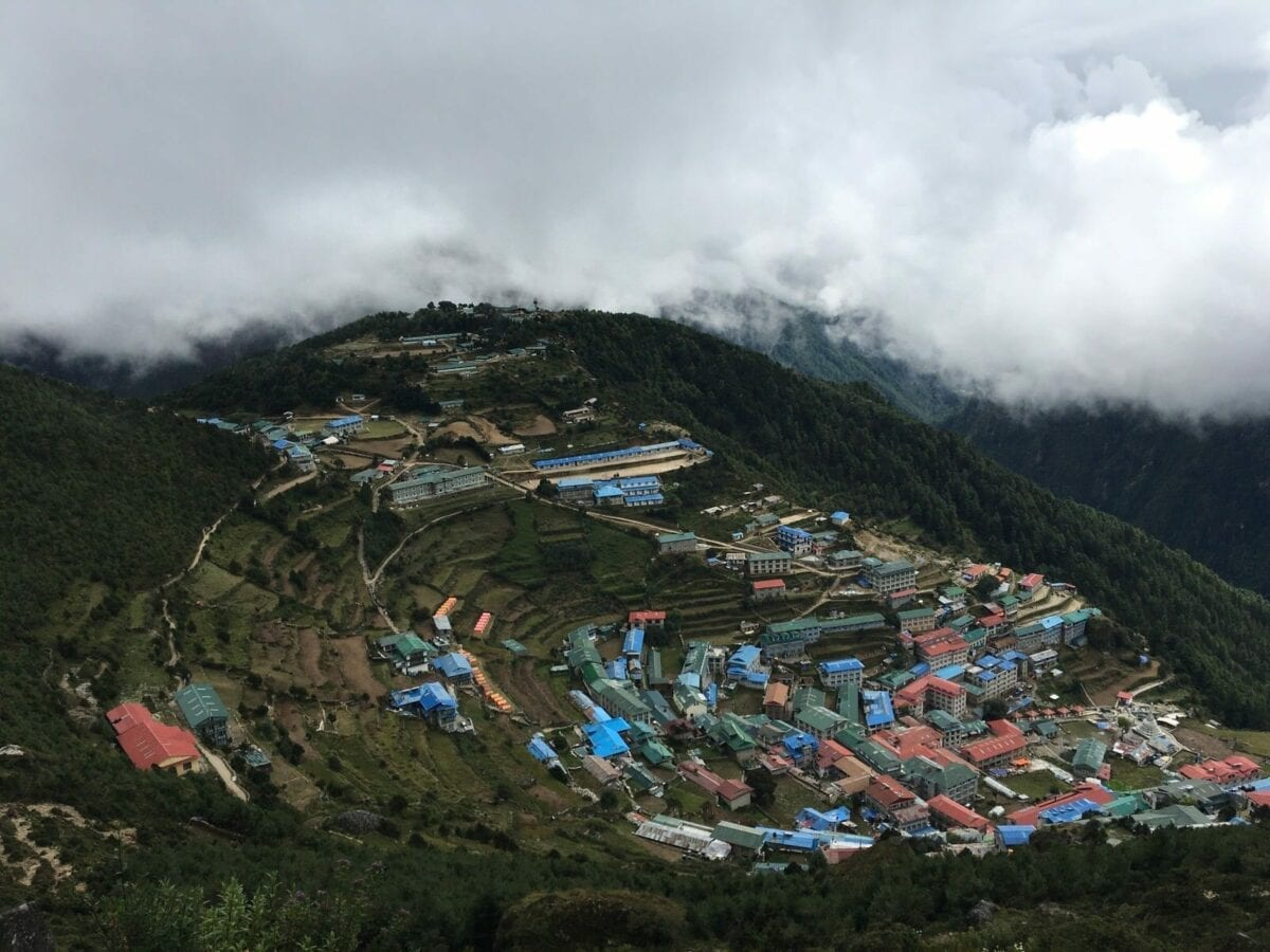 namche-bazaar-nepal