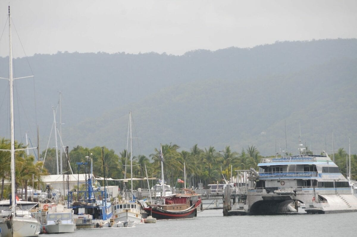Marina Port Douglas, Queensland, Australia