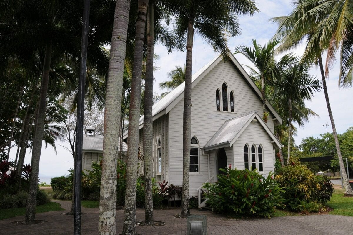 St Marys church port douglas, queensland