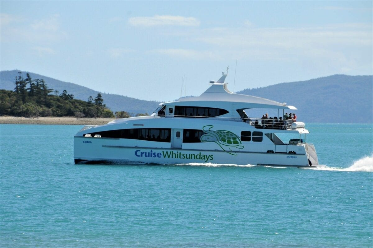 Day Trip - Dream Island, Whitsunday Islands, Queensland