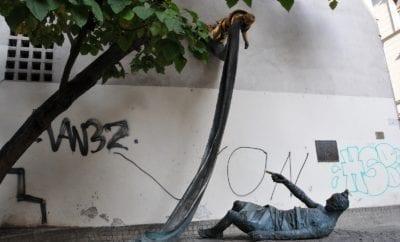 Budapest Jewish Quarter, Budapest Jewish Ghetto