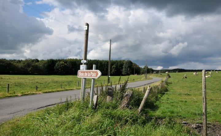 bois de la paix, belgium
