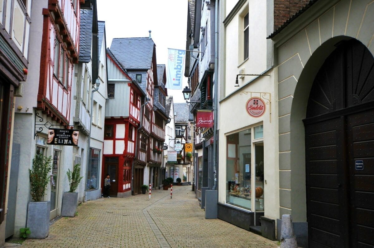 top german towns