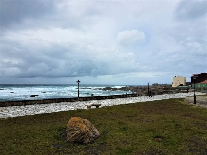 Best Spanish Coastline Beaches in Muxia Spain