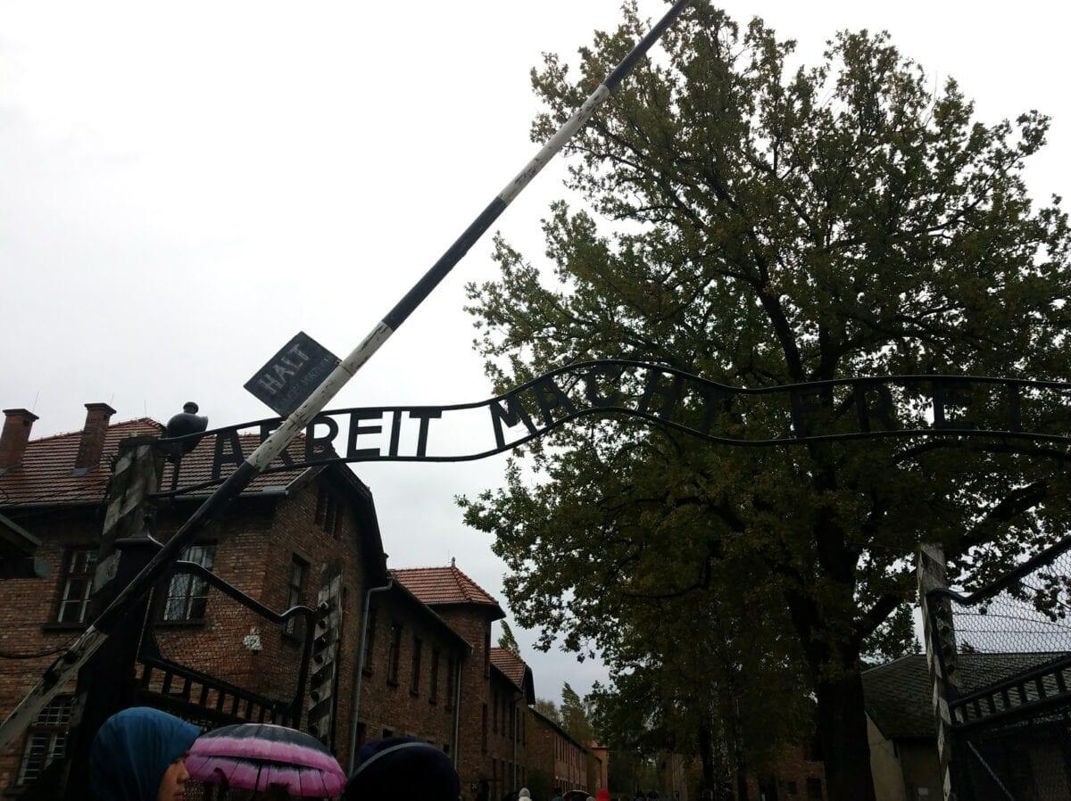 auschwitz death camp, auschwitz concentration camp