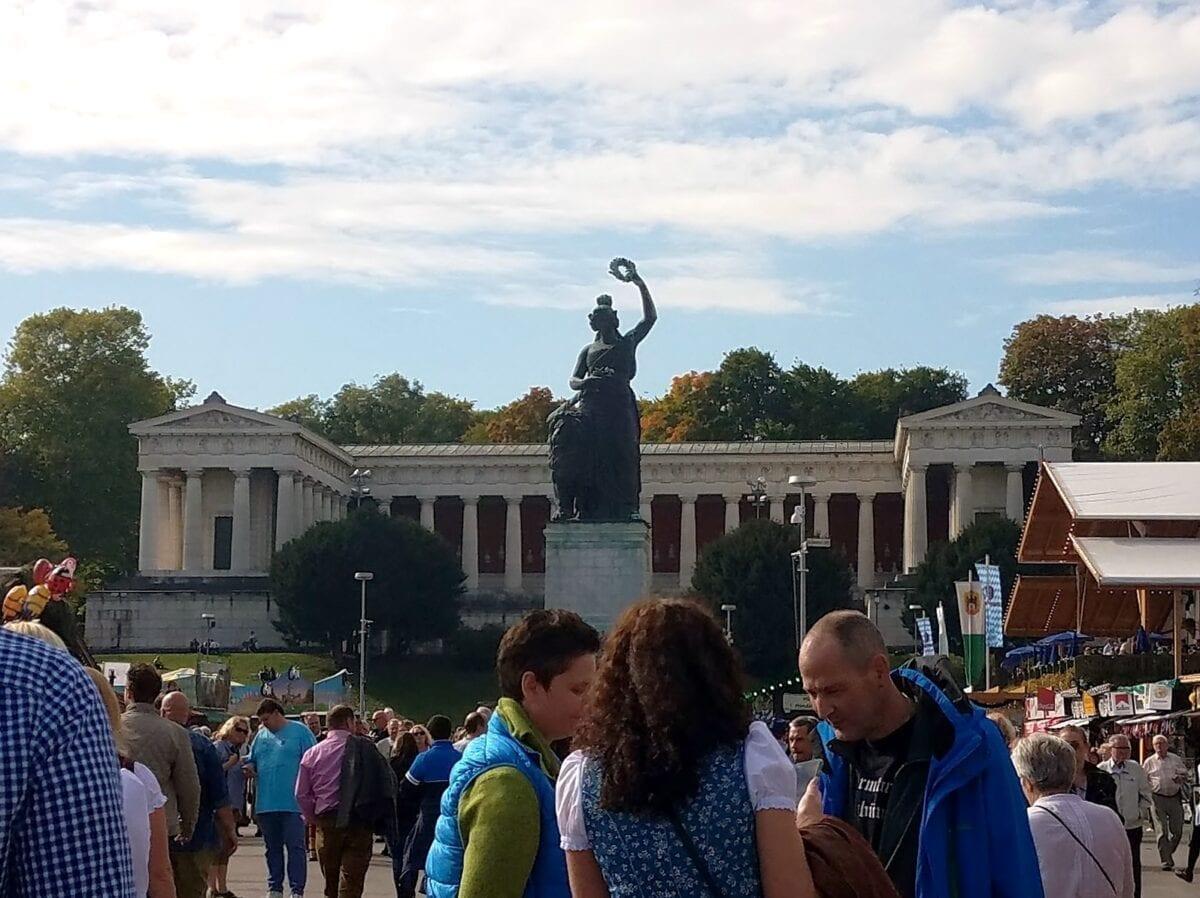 munich's oktoberfest, Munich Oktoberfest