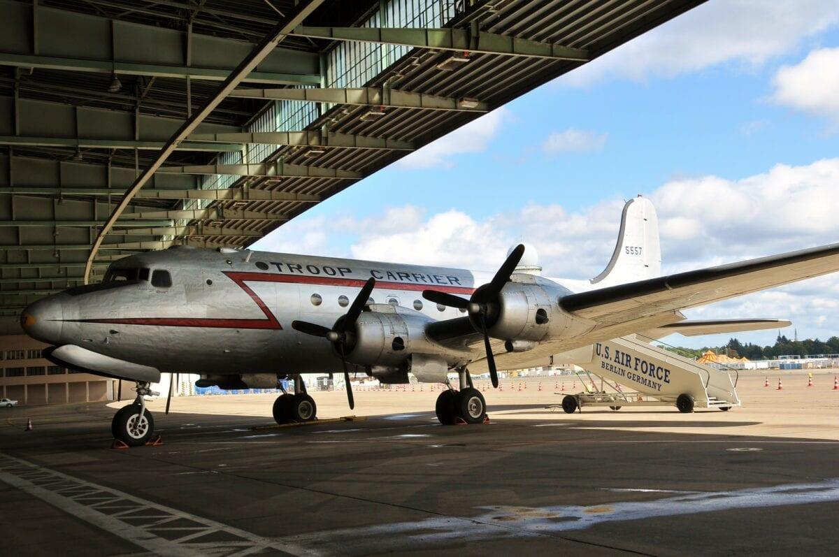 abandon nazi airport, tempelhof airport, berlin