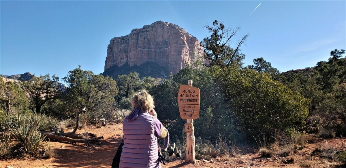 sedona arizona finding your way