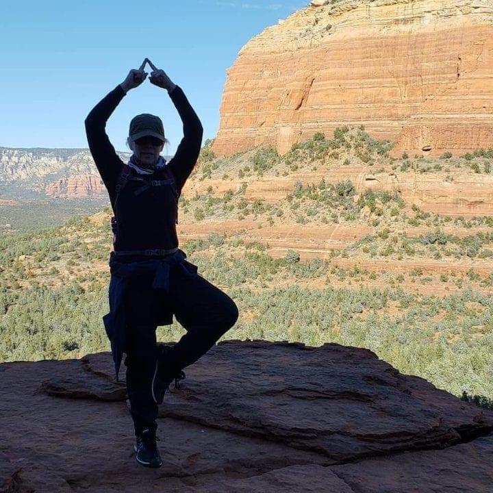 yoga in sedona arizona