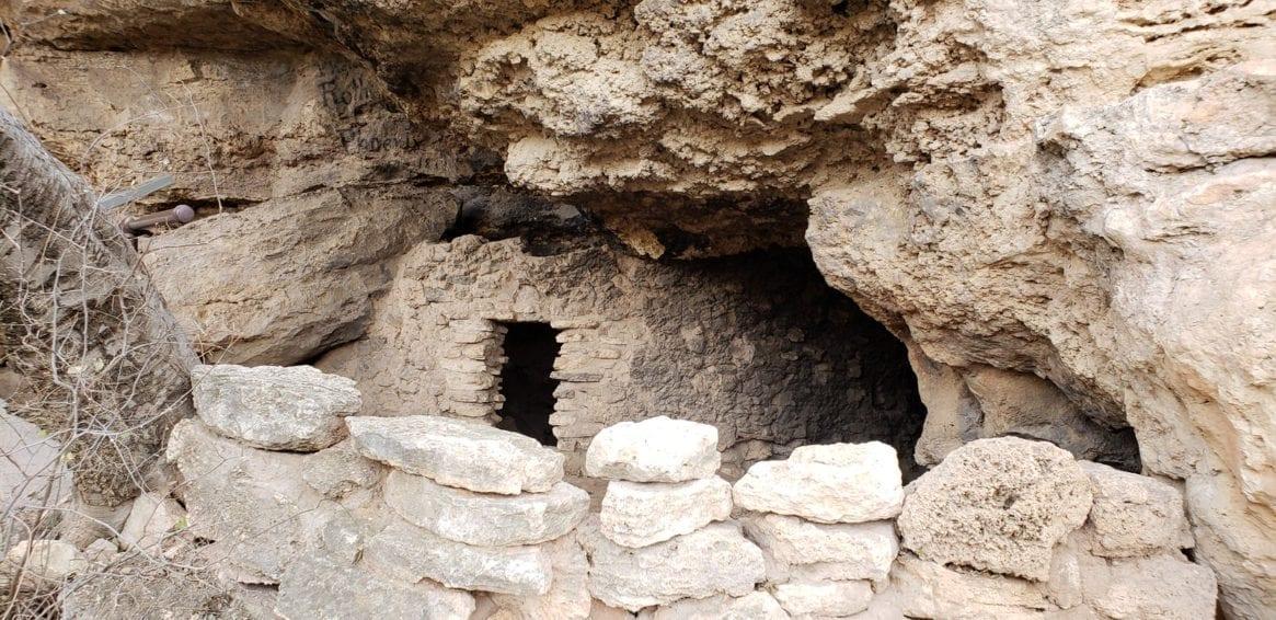 montezuma cave dwellings