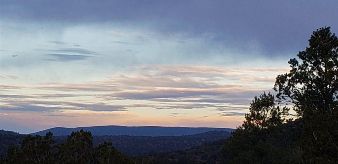 Windmill sunrise at sedona pine resort eedona arizona