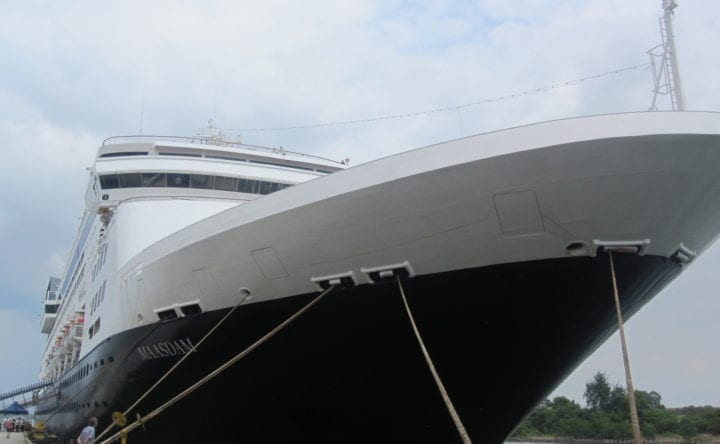 Cruise on Holland America