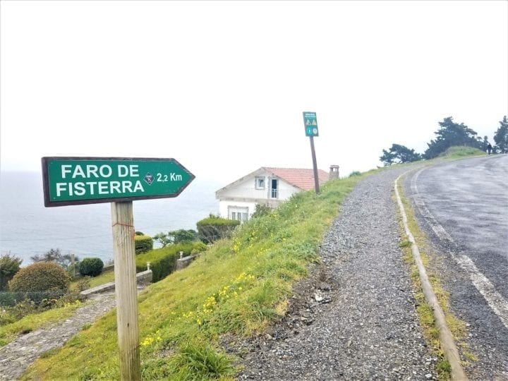 Travel to the End of the Earth, Fisterra Spain