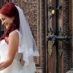 Romanian bride,